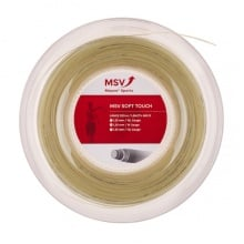MSV Soft Touch natur 200 Meter Rolle