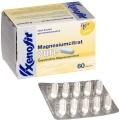 Xenofit Magnesiumcitrat pure 60x1,06g Box