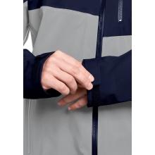 Maier Sports Funktionsjacke Tangstad grau/dunkelblau Herren