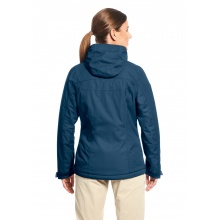 Maier Sports Funktionsjacke Metor Therm dunkelblau Damen