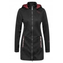 Maier Sports Softshellmantel Samum schwarz Damen