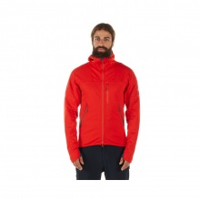 Mammut Outdoorjacke Ultimate Hoody 2017 rot Herren