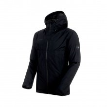 Mammut Jacke Convey 3in1 HS Hooded 2018 schwarz Herren