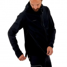 Mammut Jacke Ultimate V SO 2020 Hooded schwarz Herren