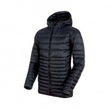 Mammut Jacke Convey IN Hooded 2018 schwarz Herren