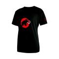 Mammut Tshirt Logo 2017 schwarz Herren