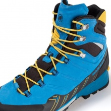 Mammut Kento Guide High GTX 2020 blau Outdoorschuhe Herren