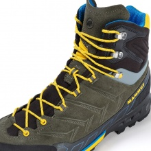 Mammut Kento Tour High GTX 2021 dunkelgrün Outdoorschuhe Herren