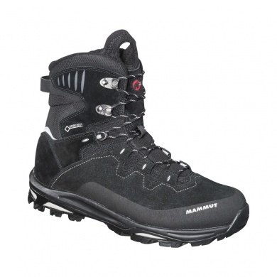 Mammut Runbold Advanced High GTX 2017 schwarz Outdoorschuhe Herren