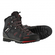 Mammut Ayako High GTX graphite/inferno Outdoorschuhe Herren
