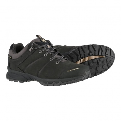 Mammut Mercury Low GTX 2017 graphite/taupe Outdoorschuhe Herren