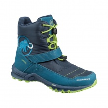 Mammut First High GTX 2017 marine Outdoorschuhe Kinder