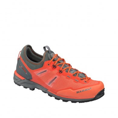 Mammut Alnasca Knit Low 2018 orange Outdoorschuhe Herren