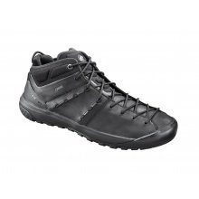 Mammut Hueco Advanced Mid GTX 2018 schwarz Outdoorschuhe Herren