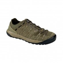 Mammut Hueco Knit Low 2019 olive Outdoorschuhe Herren