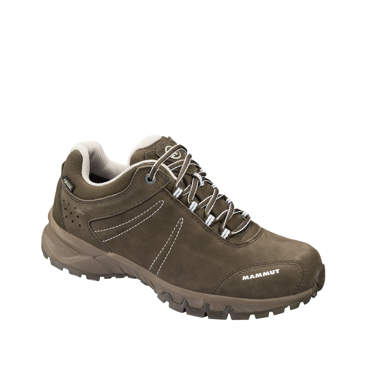 best service 776f2 4c8e6 Mammut Nova III Low GTX 2018 bark Outdoorschuhe Damen