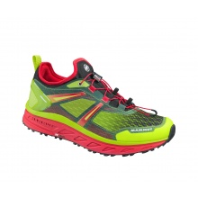Mammut Sertig Advanced Low 2018 lime/rot Trailschuhe Herren