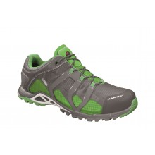 Mammut Comfort Low GTX Surround grau/artichoke Outdoorschuhe Herren