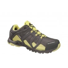Mammut Comfort Low GTX Surround grau/lemon Outdoorschuhe Damen