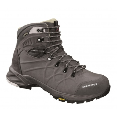 Mammut Mercury Advanced High 2 LTH GTX grey/white Outdoorschuhe Herren