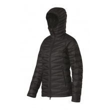 Mammut Outdoorjacke Miva Hooded schwarz Damen