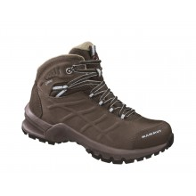 Mammut Nova Mid 2 GTX coffee Outdoorschuhe Damen