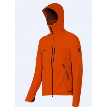 Mammut Outdoorjacke Ultimate Hoody orange Herren