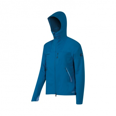 Mammut Outdoorjacke Ultimate Hoody dark cyan Herren