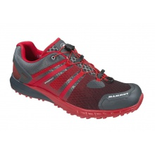 Mammut MTR 201 II Low 2016 graphite/inferno Trailschuhe Herren