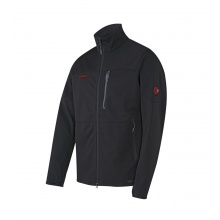 Mammut Outdoorjacke Ultimate schwarz Herren