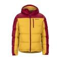 Marmot Winterjacke Guides Down Hoody gelb Herren