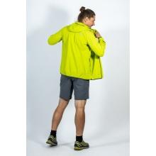 Maul Übergangsjacke Alpelhorn - sportliche leichte Stretchjacke mit Kapuze lime Herren