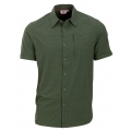 Maul Wander-Kurzarmhemd Veniv 3XT dunkelgrün Herren