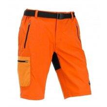 Maul Wander-Trekkinghose kurz Doldenhorn II orange/gelb Herren