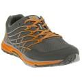 Merrell Bare Access Trail grau/orange Laufschuhe Herren (Größe 45)
