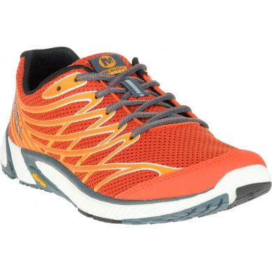 Merrell Bare Access 4 2016 orange Laufschuhe Herren
