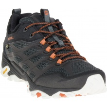 Merrell Moab FST Low GTX 2016 schwarz/orange Outdoorschuhe Herren