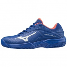Mizuno Exceed Star 2 Clay blau Tennisschuhe Kinder