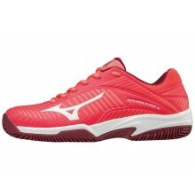 Mizuno Exceed Star 2 Clay pink Tennisschuhe Kinder
