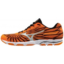 Mizuno Wave Hitogami 4 2017 orange Laufschuhe Herren