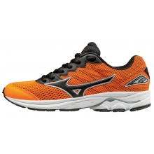 Mizuno Wave Rider 20 2017 orange Laufschuhe Kinder