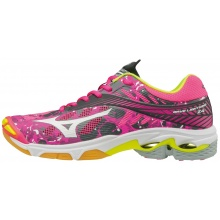 Mizuno Wave Lightning Z4 2018 pink Volleyballschuhe Damen