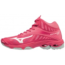 Mizuno Wave Lightning Z4 MID 2018 azalea Volleyballschuhe Damen