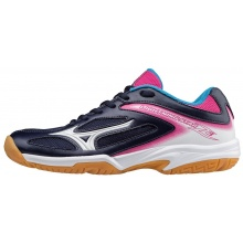 Mizuno Wave Lightning Star Z3 peacoat Volleyballschuhe Kinder