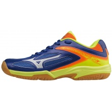 Mizuno Wave Lightning Star Z3 blau Volleyballschuhe Kinder