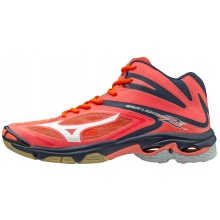 Mizuno Wave Lightning Z3 MID 2017 koralle Volleyballschuhe Damen