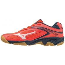 Mizuno Wave Lightning Star Z3 koralle Volleyballschuhe Kinder