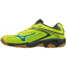 Mizuno Wave Lightning Star Z3 gelb Volleyballschuhe Kinder