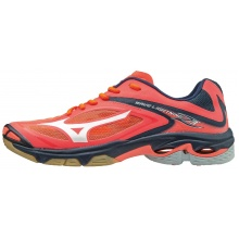 Mizuno Wave Lightning Z3 2017 koralle Volleyballschuhe Damen