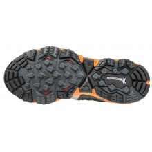 Mizuno Wave Mujin 3 GTX 2017 anthrazit/orange Laufschuhe Herren